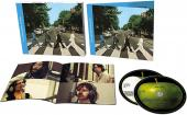 Album artwork for Beatles - Abbey Road 50th Anniversary 2-CD deluxe