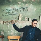 Album artwork for Litania Projekt / Jacques Kuba Seguin