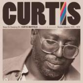 Album artwork for Curtis Mayfield - Studio Albums 1970-1974