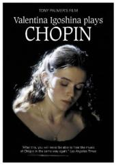 Album artwork for Tony Palmer - Valentina Igoshina plays Chopin