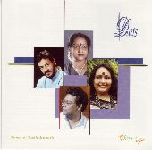 Album artwork for DUETS: SONGS OF RABINDRANATH