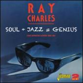 Album artwork for Soul + Jazz= Genius: Four Definitive Albums 1960-1