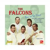 Album artwork for The Falcons: You're So Fine (2CD 1956-61)