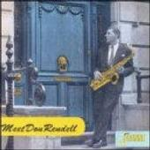 Album artwork for MEET DON RENDELL