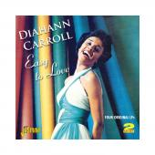 Album artwork for Diahann Carroll: Easy To Love: 4 Original LPs 2CD