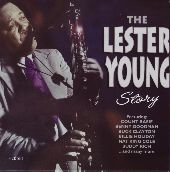 Album artwork for LESTER YOUNG STORY, THE