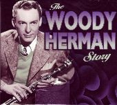 Album artwork for WOODY HERMAN STORY, THE