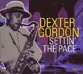 Album artwork for DEXTER GORDON - SETTIN' THE PACE