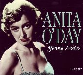 Album artwork for ANITA O'DAY - YOUNG ANITA