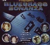Album artwork for BLUEGRASS BONANZA