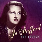 Album artwork for JO STAFFORD - YES INDEED!