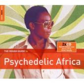 Album artwork for Rough Guide to Psychedelic Africa
