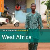 Album artwork for Rough Guide to the Music of West Africa