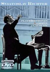 Album artwork for SVIATOSLAV RICHTER PLAYS BEETHOVEN & CHOPIN