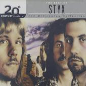 Album artwork for The Best Of Styx - 20th Century Masters