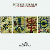 Album artwork for Steve Earle & The Dukes:THE LOW HIGHWAY