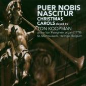 Album artwork for PUER NOBIS NASCITUR - CHRISTMAS CAROLS