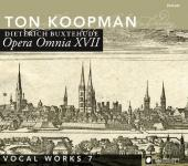 Album artwork for Buxtehude: Complete Works 17: Vocal Music 7