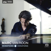Album artwork for INVENTIONS & VARIATIONS