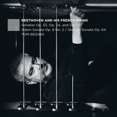 Album artwork for BEETHOVEN & HIS FRENCH PIANO