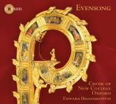 Album artwork for New College Oxford Choir: Evensong