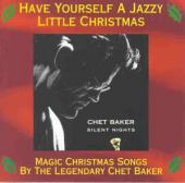 Album artwork for CHET BAKER : SILENT NIGHTS