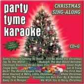 Album artwork for CHRISTMAS SING-ALONG: Party Tyme Karaoke