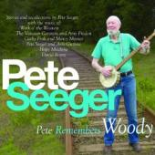 Album artwork for Pete Seeger:  Remembers Woody