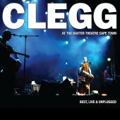Album artwork for Johnny Clegg - Live And Unplugged-At The Baxter Th
