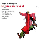 Album artwork for STOCKHOLM UNDERGROUND (LP)
