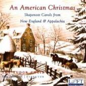 Album artwork for AMERICAN CHRISTMAS: SHAPENOTE