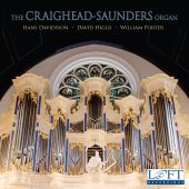 Album artwork for CRAIGHEAD-SAUNDERS ORGAN