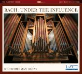 Album artwork for Bach Under the Influence