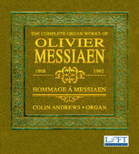 Album artwork for Messiaen: The Complete Organ Works