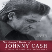 Album artwork for JOHNNY CASH: THE GOSPELL MUSIC OF