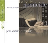 Album artwork for LA BELLE HOMICIDE (Harpsichord composers)