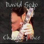 Album artwork for David Gogo : CHANGE OF PACE