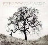 Album artwork for JESSE COOK - ONE WORLD