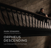 Album artwork for Orpheus Descending - La Descente d'Orphée