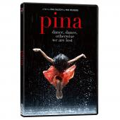Album artwork for Pina a film for Pina Bausch by Wim Wenders