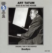 Album artwork for ART TATUM - GOD IS IN THE HOUSE