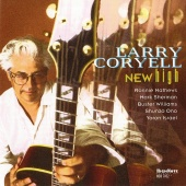 Album artwork for LARRY CORYELL - NEW HIGH