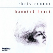 Album artwork for CHRIS CONNOR - HAUNTED HEART