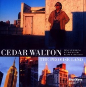Album artwork for CEDAR WALTON - THE PROMISED LAND