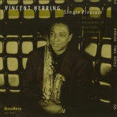 Album artwork for VINCENT HERRING - SIMPLE PLEASURE