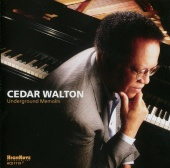 Album artwork for Cedar Walton - UNDERGROUND MEMOIRS