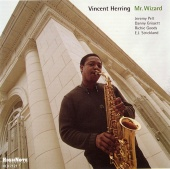 Album artwork for VINCENT HERRING - MR. WIZARD