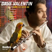 Album artwork for Dave Valentin: Come Fly With Me