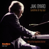 Album artwork for SUNSHINE OF MY SOUL / JAKI BYARD