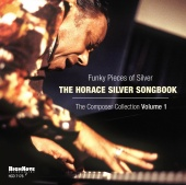 Album artwork for THE HORACE SILVER SONGBOOK VOLUME 1 - FUNKY PIECES